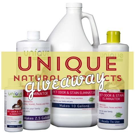 Unusual Sweepstakes - erika brent sage zoo giveaway unique natural products