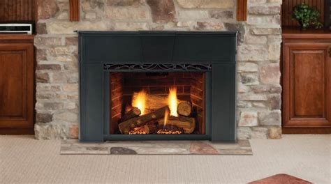 Fireplaceinsert Com Monessen Gas Insert Reveal Insert Gas Fireplaces
