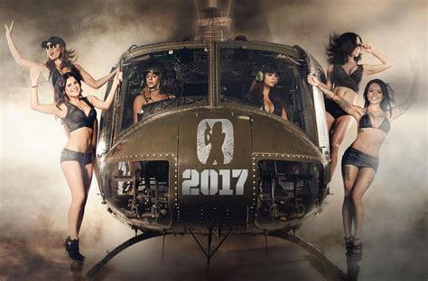 hot shots calendar 2017 2017 hot shots calendar available for pre order soon recoil