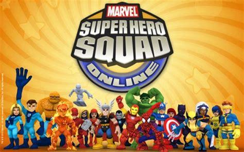 heroplay play online hero games marvel super hero squad online περιγραφή παιχνιδιού