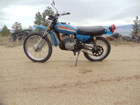 Suzuki Ts 75 Bike Bone Yard Motorcycle Parts