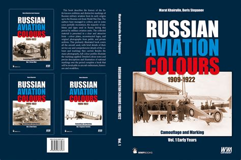 russian aviation colours 1909 1922 russian aviation colours 1909 1922 vol 1 wydawnictwo stratus sp j