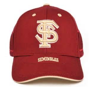 fsu colors florida state seminoles school color cap