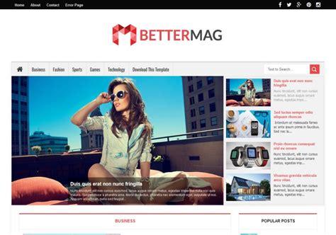 Mokmula Premium Dan Andien Add 10 template seo friendly dan responsive fajarblog