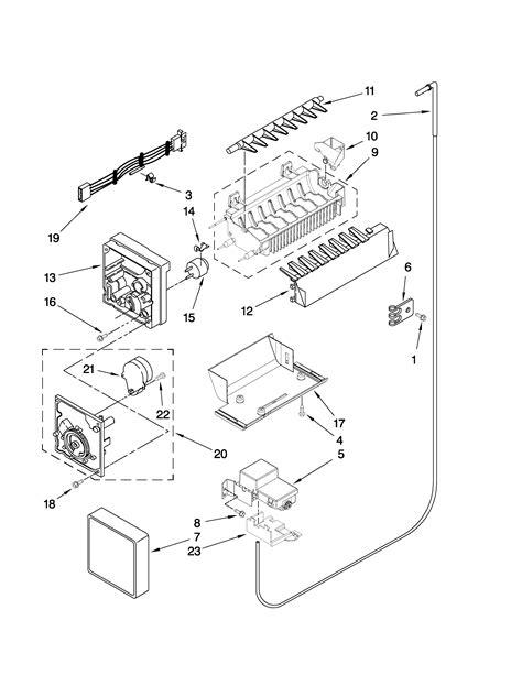 wiring diagram for whirlpool fridge freezer wiring diagram