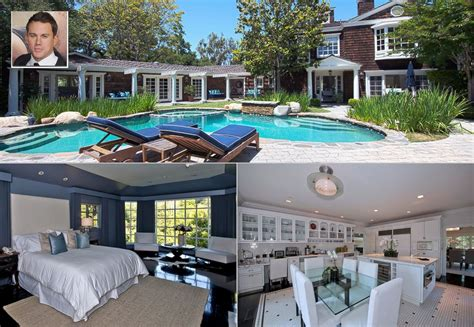 Channing Tatum Moves To Beverly Hills Picture In Photos Celebrity Homes Abc News