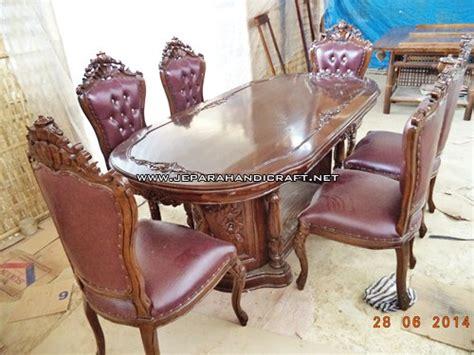 Meja Makan Jati Ganesha jual kursi makan jati ganesha salina gendong harga murah