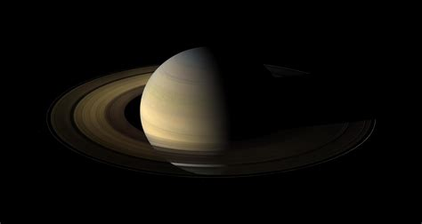 nasa pictures saturn at saturn one of these rings is not like the others nasa