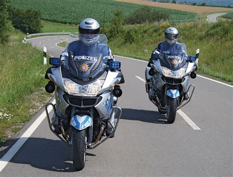 Motorrad Bmw Polizei by Bmw R 900 Rt Polizei Ausf 252 Hrung Kradblatt