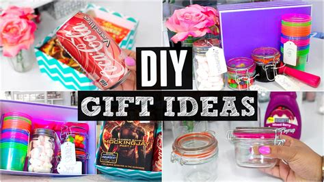 Handmade Present Ideas - these diy gift ideas are fab money saving tips