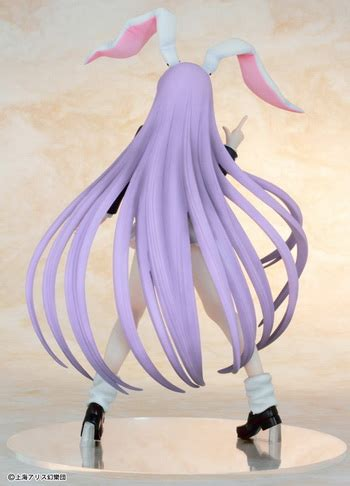 Touhou Project Reisen Udongein Inaba Griffon Enterprises neko magic anime figure news touhou project the lunatic moon rabbit reisen udongein inaba 1
