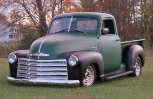 1950s Chevrolet Truck 1950 Chevy Trucks Photos Images
