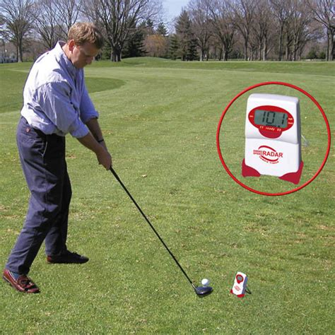 swing club ta swing speed radar with tempo timer golf training aids
