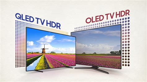 qled tv vs oled tv samsung newsroom south africa