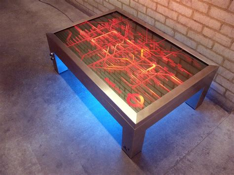 Light Up Coffee Table by Coffee Table Furniture That Lights Up The Room