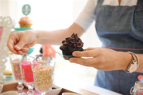 cupcake bar toppings wedding cupcake bar wedding fanatic