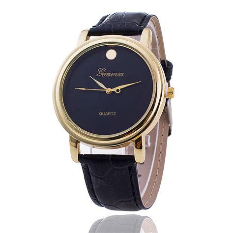 geneva fashion wristwatch casual luxury