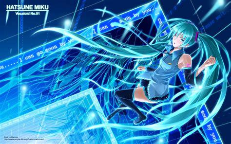 anime wallpaper hd hatsune miku miku hatsune gif walldevil