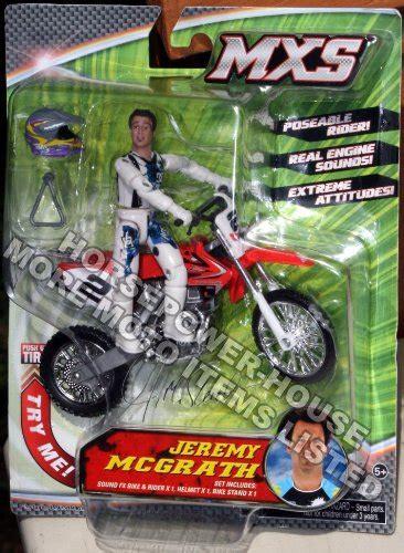 motocross action figures dirt bikes jeremy mcgrath motocross supercross mx honda