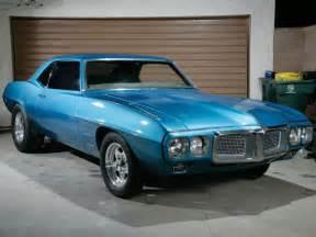 1969 pontiac firebird after