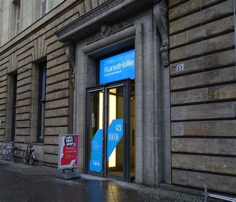 kunsthalle berlin deutsche bank deutsche bank kunsthalle berlin germany updated 2018