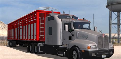 kenworth chassis kenworth t600 truck euro truck simulator 2 mods