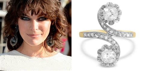 celebrity engagement rings sapphire celebrity engagement rings brilliant earth