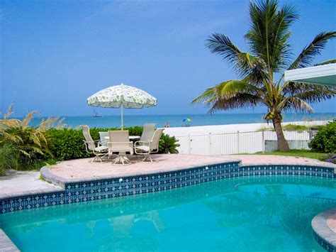 beachfront home with pool and homeaway