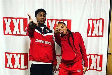 youngboy never broke again girlfriend nba youngboy s girlfriend raps about domestic violence