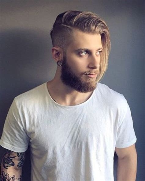 hairstyles and shaving for man 16 cool shaved side hairstyles for men styleoholic