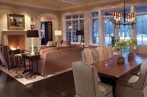 luxury living dining room combo living rooms and