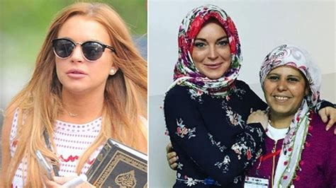 Lindsay Lohan Is Religious And by Did Lindsay Lohan Convert To Islam