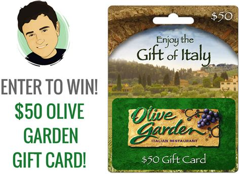 Olive Garden Giveaway - sweepstakes fanatics summer 2017 giveaway for a 50 olive garden gift card ends 8 31