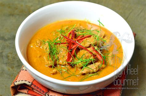 Panang Curry Taste authentic thai panang curry thai curry episode ix the
