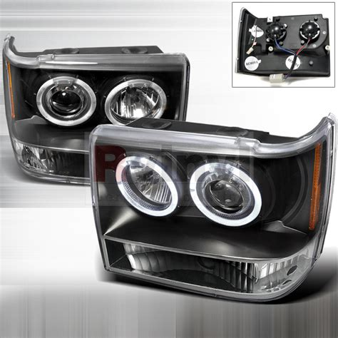1996 Jeep Grand Headlight Replacement 1996 Jeep Grand Custom Headlights Aftermarket