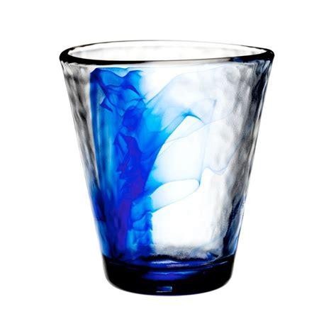 murano bicchieri bicchiere murano cl 27 cobalto borm