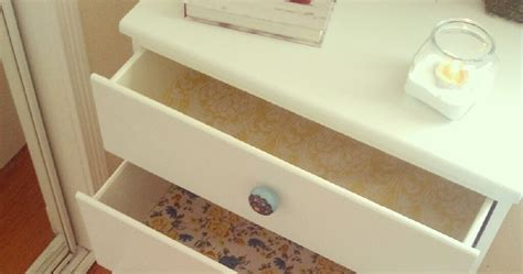 What To Line Dresser Drawers With by Lindsathy Diy Lining Dresser Drawers