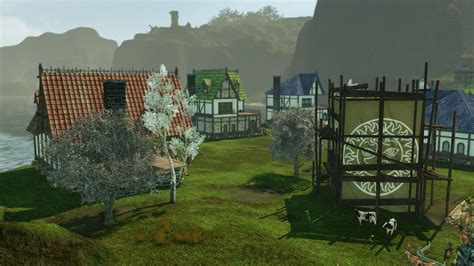 Archeage Houses by Archeage Feature Guide Housing And Farms Archeage
