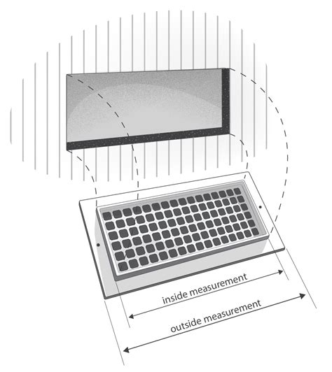 How To Measure For Covers by Measure Vent Covers Ventandcover