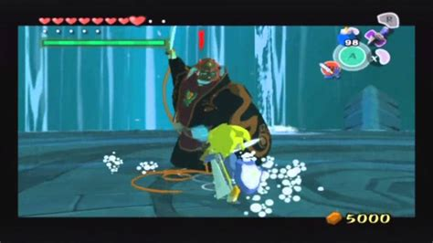 legend of zelda map bosses legend of zelda wind waker final boss hd youtube