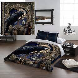 What Is Duvet Cover And Sham Gothic Bedding Collection On Ebay