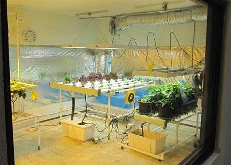 diy build   hydroponic grow room hydroponics