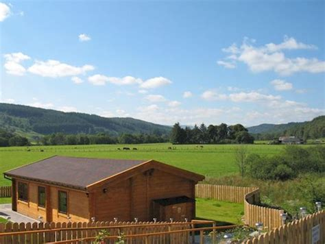Scottish Highlands Log Cabins by Cougie Lodge Scottish Highlands Outside Logcabinholidays