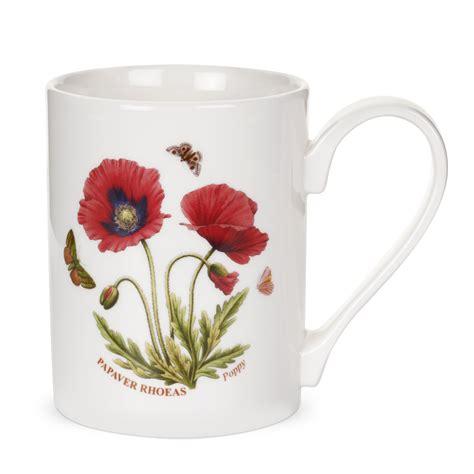 Portmeirion Botanic Garden Mugs Portmeirion Botanic Garden Poppy Tankard Coffee Mug 27 You Save 6 75