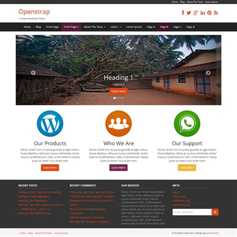 www themes wordpress theme directory 171 free wordpress themes