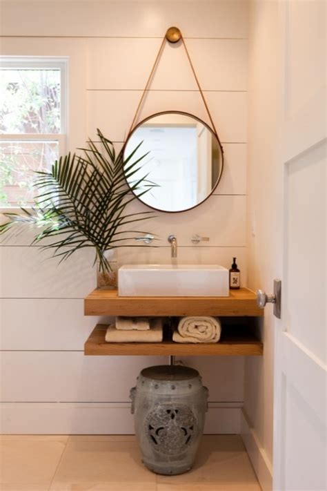 bathroom the sink shelf floating sink cottage bathroom pacific family homes