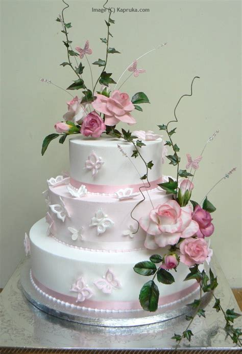 Kapruka Wedding Cakes in Sri Lanka
