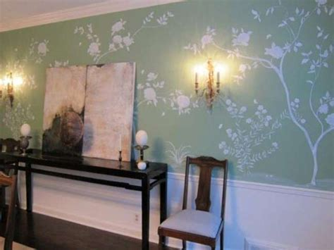 dipinti su pareti interne decorazioni per pareti stencil e pittura foto 5 40