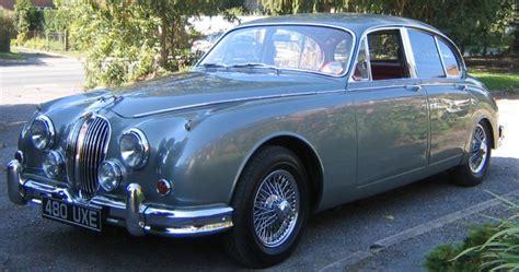 Classic Jaguar MK2   Classic Wedding Car Hire In Henley