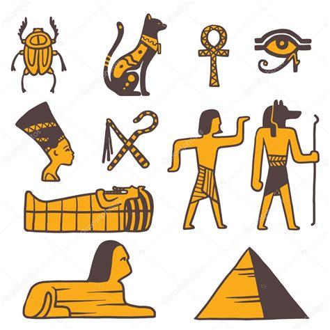 descargar imagenes egipcias gratis s 237 mbolos de iconos de vector de viajes de egipto vector